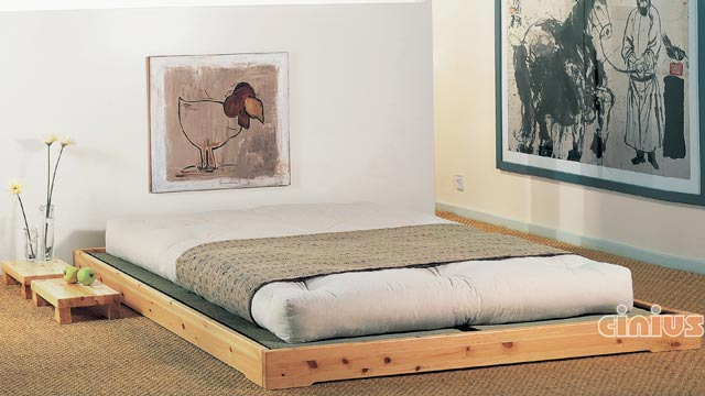 Cinius srl - Camera da letto stile giapponese ...