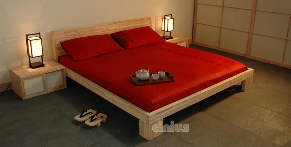 Letto aurora di cinius in legno massello anche con - Sgravi fiscali acquisto mobili ...