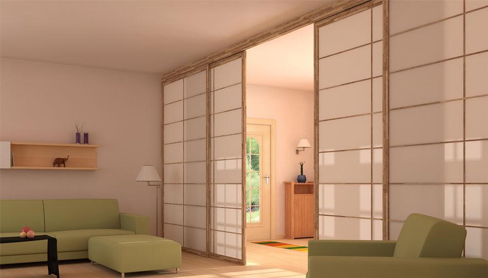 Pareti Divisorie Mobili Per Casa : Pareti divisorie attrezzate per casa pareti divisorie per casa