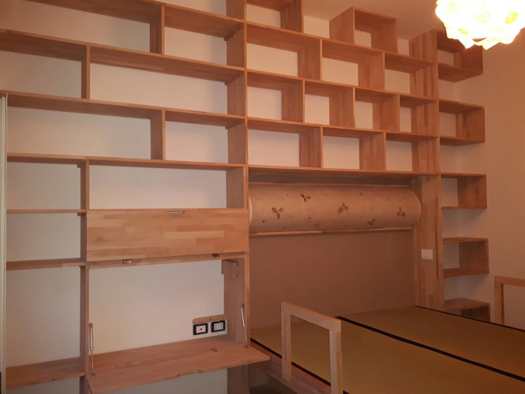 Libreria yuki m - Sgravi fiscali acquisto mobili ...