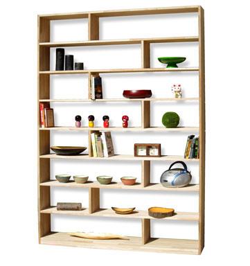 Librerie componibili e moderne in legno per casa e ufficio for Librerie economiche on line